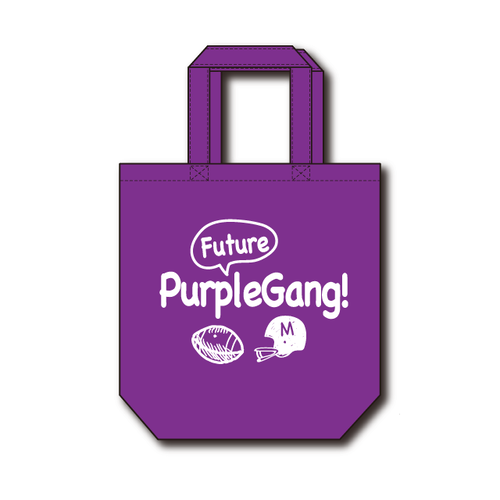Future PurpleGang Canvas Tote Bag