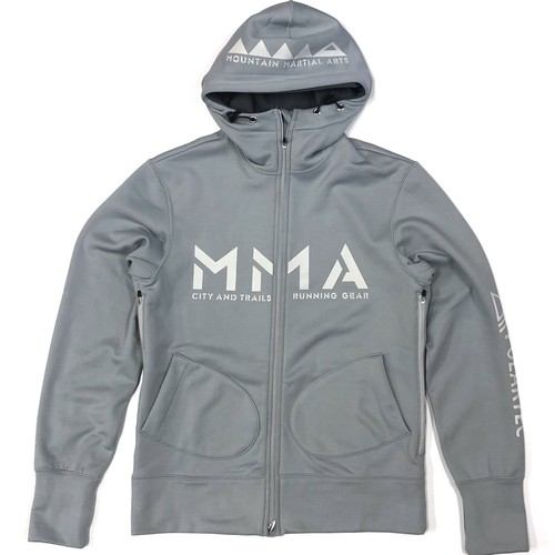 Mountain Martial Arts /MMA POLARTEC PSP Zip hoody 《Gray》