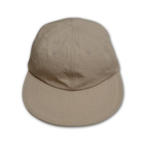 NOROLL / AWNING CAP -BEIGE-