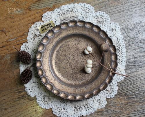 器のしごと 小菊皿