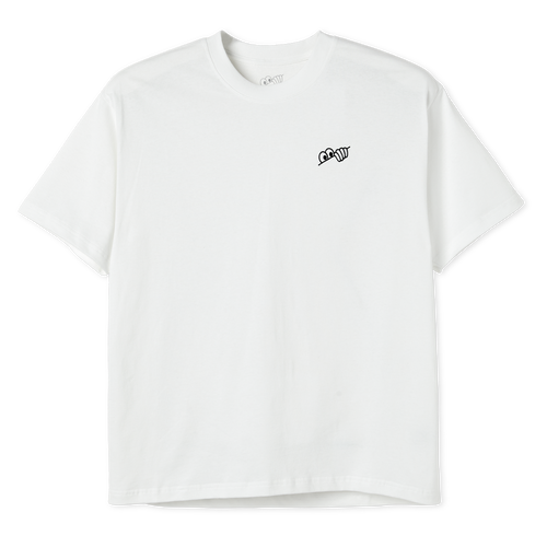 LastResort AB EYES TEE WHITE L