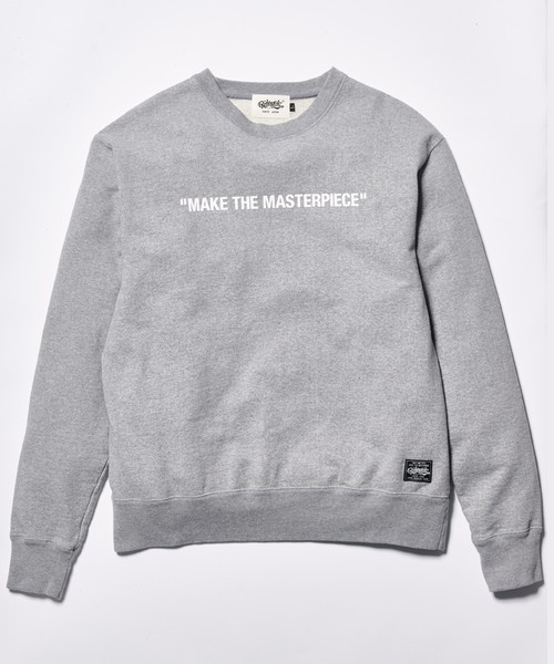 Rakugaki HIGH QUALITY Crewneck Sweat Gray