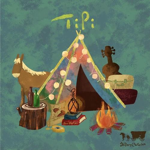 3rdアルバム【Tipi】