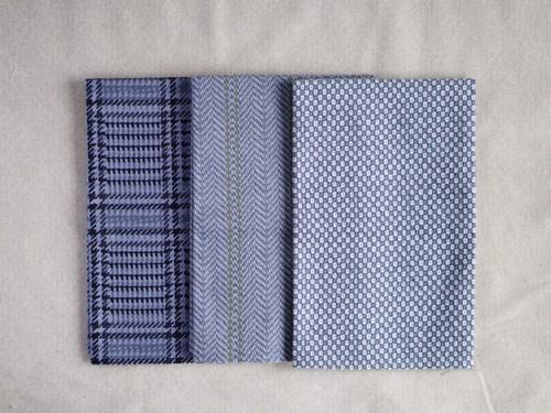 Moda Yuletide Gatherings Flannels グレー系カットクロスセット2