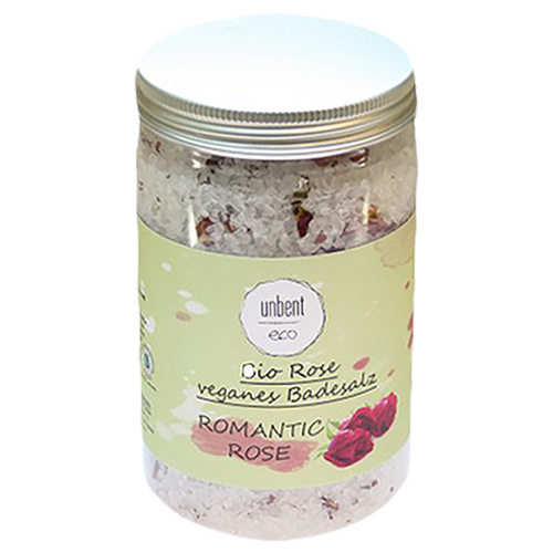 オーガニック Bio バスソルト ローズ(無添加) 4560265454384 入浴時に使用します #剤