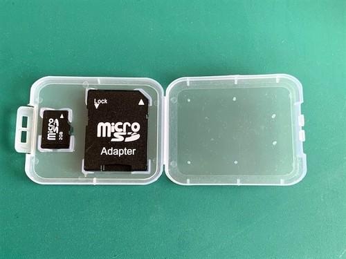 SDカード2GB◆OMP M2又はS720飛行機用データコピー◆マイクロSDカード2GBに14SG又は16SZ(18SZは共通)、18MZ(32MZは共通)の1個の価格です。