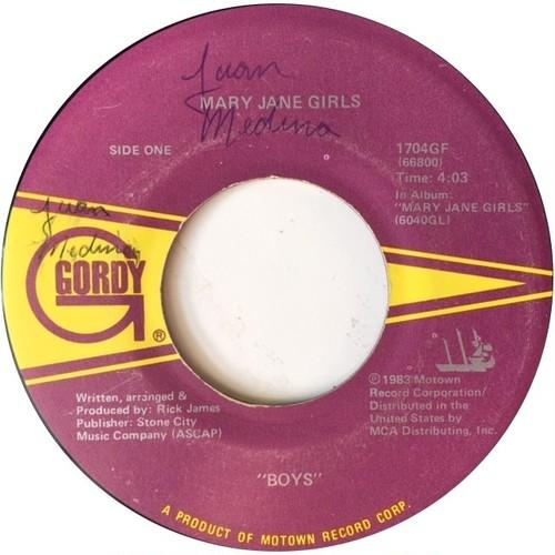 Mary Jane Girls – Boys