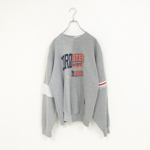 REMAKE SWEAT(GREY)