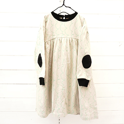 3PATTERNS GATHER DRESS / WOMEN