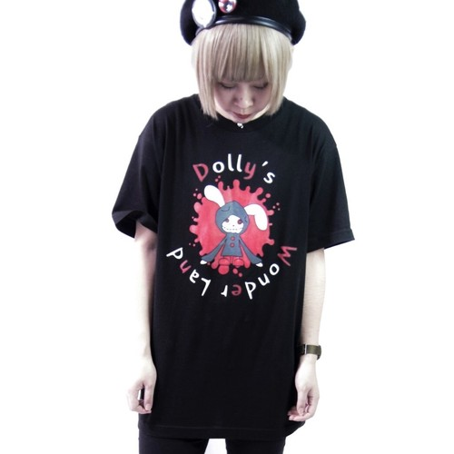 Dolly's Wonder Land T-Shirt - [Tシャツ]