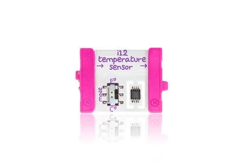 littleBits I12 TEMPERATURE SENSOR リトルビッツ テンプラチャーセンサー【国内正規品】