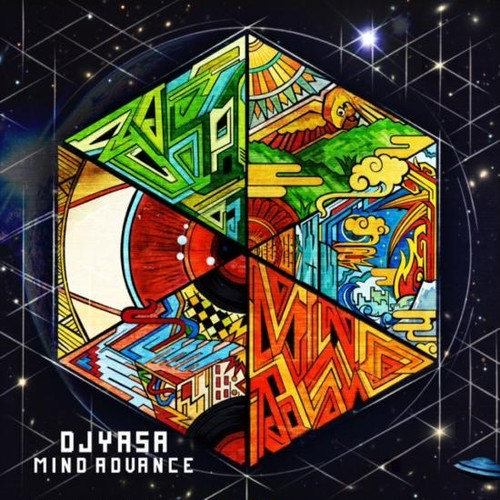 DJ YASA - MIND ADVANCE [CD]