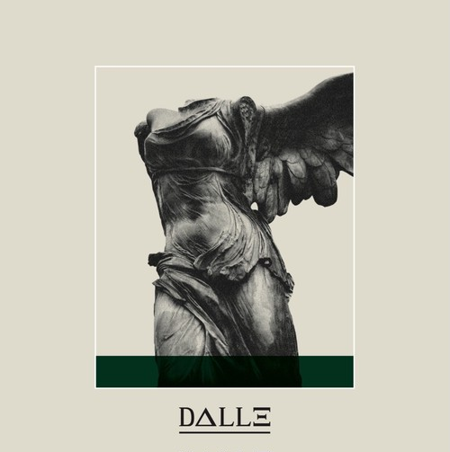【DALLE】6thシングル『Metaphor. EP』CD