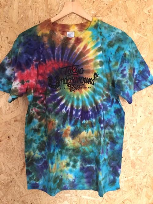 神眼芸術×gypsyworks『Tokyo Underground Style』T-shirt