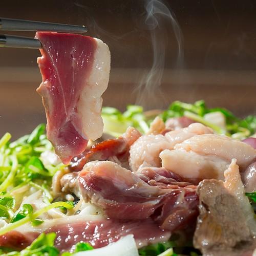 BBQに最適 / 鴨切り出し肉(約1kg 500g × 2)