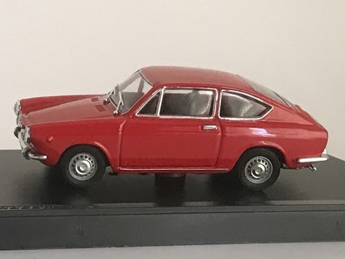 FIAT 850 SPORT COUPE STRADALE 1968【1/43】【PROGETTOK、MADE IN ITALY】