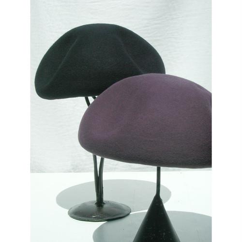 Pole Pole 17209 Wool felt Beret ウールフェルトベレー帽