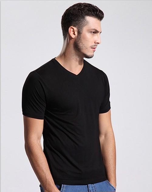 2018モデル 上質竹繊維100% メンズTシャツ(1枚) 3色展開
