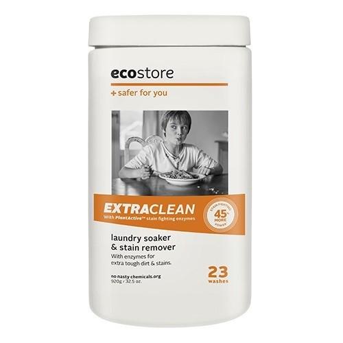 【ecostore】クストラクリーン ソーク&ウォッシュパウダー 920g