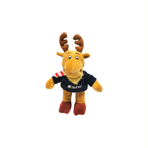 Telcel Deer Plush Toy