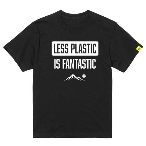 Less Plastic Is Fantastic Tee