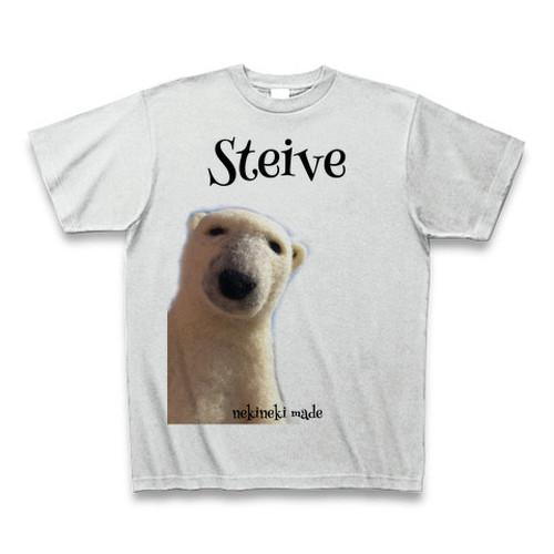 スティーブTシャツ(カラー:アッシュ)