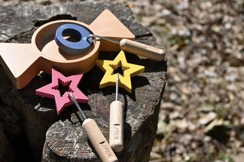 kiko+(キコ) amechan(アメチャン)木のおもちゃ 見た目も可愛くプレゼントに最適