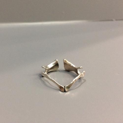 鎖骨/silver ring【ego.】