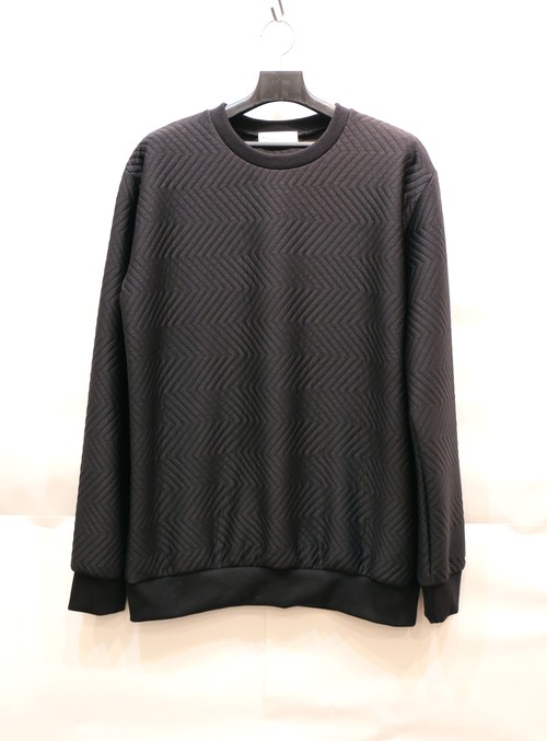 【UNISEX】Black Sweat