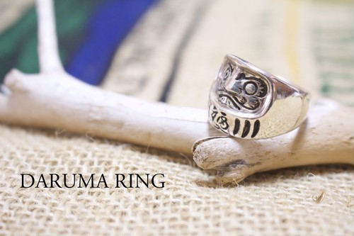 DARUMA Ring