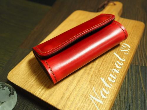 ハラサキ様ご注文   プルアップレザー / Key case《11cm×5,5cm》