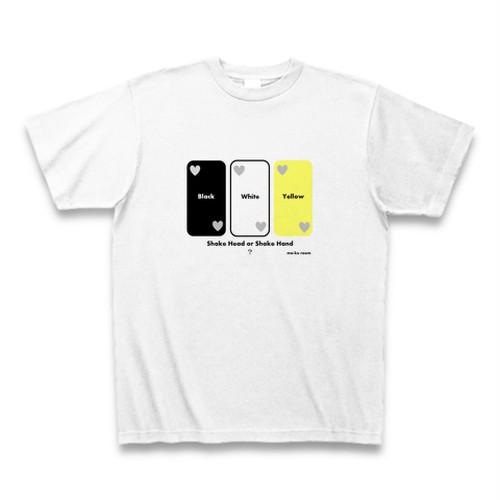 ma-ku room オリジナルTシャツFホワイト