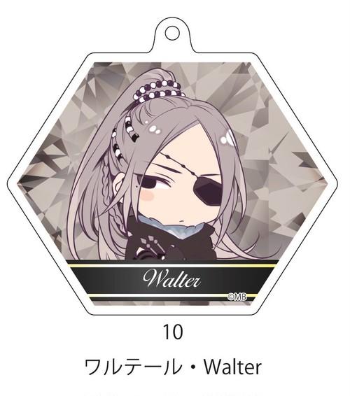 舞台「 MARKER LIGHT-BLUE Blessed」ワルテール(WALTER)【アクリルキーホルダー10】【ODDK-012】