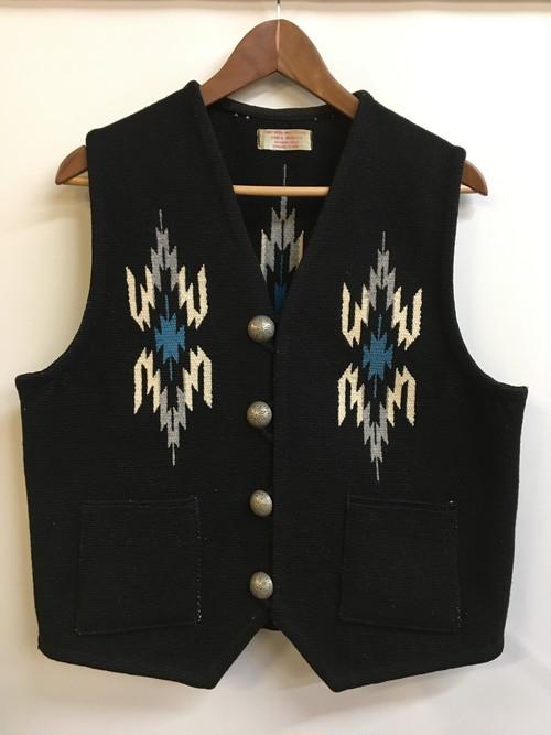 JOHN R. TRUJILLO'S CHIMAYO Vest