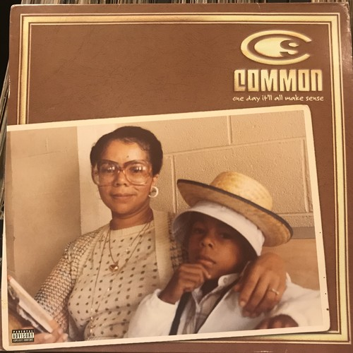 COMMON / one day it'll all make sense (1997)