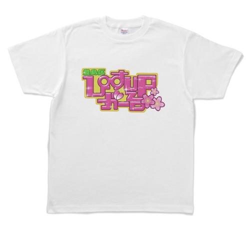 【グッズ】Tシャツ/豊島区ぴーすUPがーる