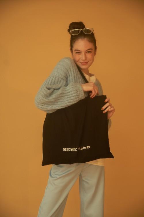 MEME vintage tote bag