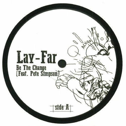 """【12""""】Lay-Far - Be The Change feat.Pete Simpson"""