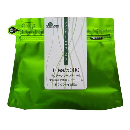 3+1セール対象/イノシトールグリーンティー/iTea5000