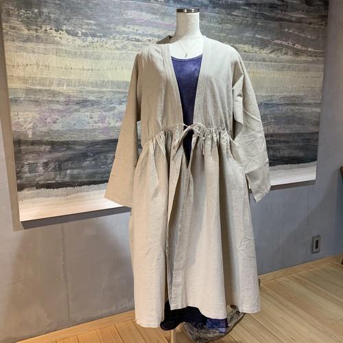【先行販売価格】∞ Coche Chour Dress∞ヘンプコットン