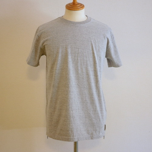 Long Long Tee TopGray