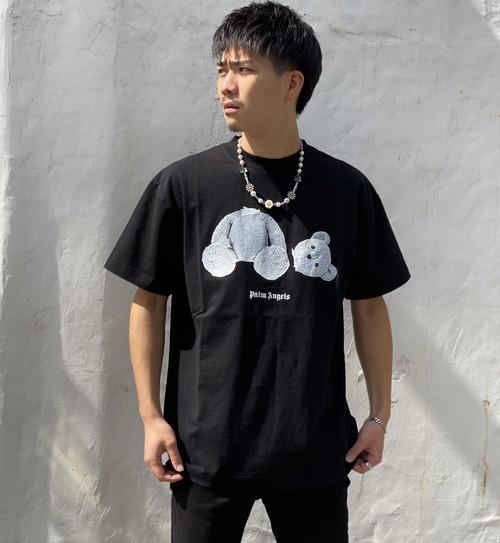PLAM ANGELS BLACK ICE BEAR Tシャツ