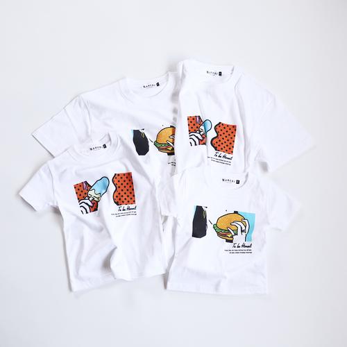 TBH プリントTシャツ(大人用)