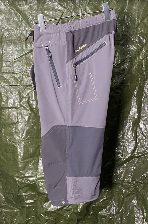 2000s COLUMBIA CROPPED TROUSERS