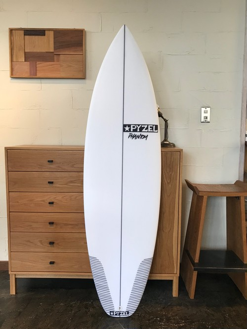 "PHANTOM MODEL 5'10"" EPS-EPOXY // PYZEL SURFBOARDS"