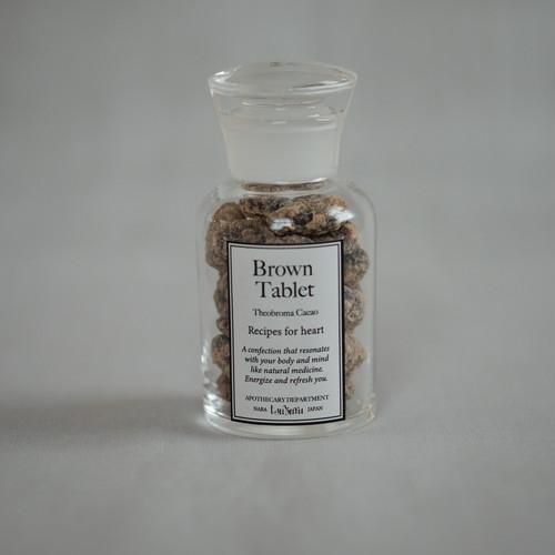 Brown Tablet ブラウンタブレット