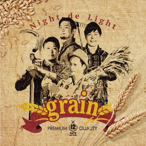 grain-ナイトdeライト12ヶ月連続CD(10月)