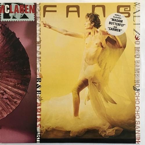 【LP・英盤】Malcolm McLaren / Fans