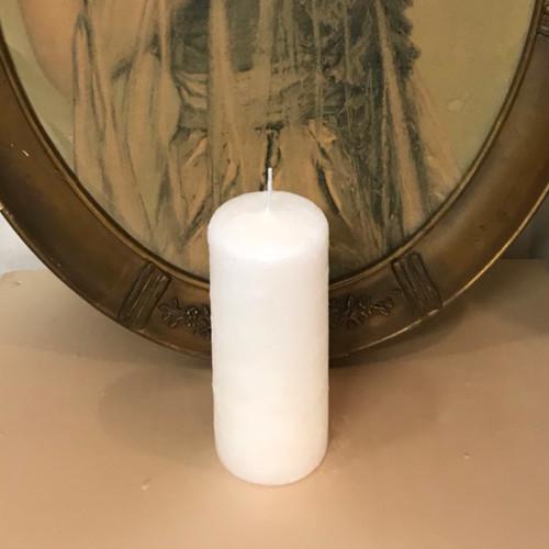 Item149 キャンドル 乳白色