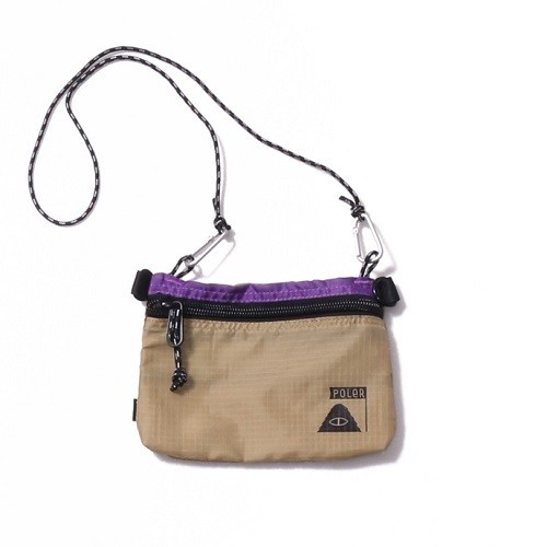 POLeR OUTDOOR STUFF ポーラー STUFFABLE POUCH SMALL